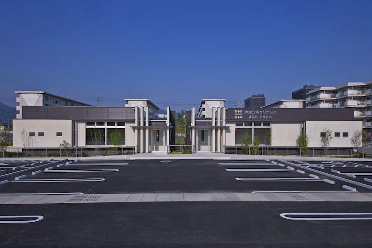 最大32台の駐車場